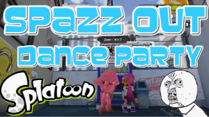 Splatoon Dance party